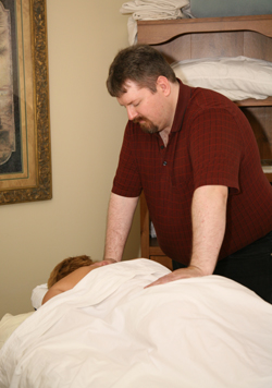 Steven Crow, Balanced Health Concepts massage therapy